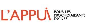 logo l'APPUI pour les proches aidants