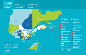 CHSSN_map of Quebec's English-Speaking Communities