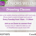 Seniors Wellness - Drawing Classes