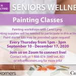 Seniors Wellness - Painting Classes